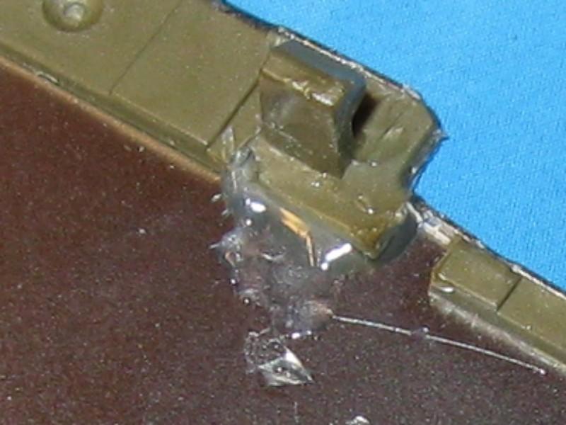 iPAQ h2210 battery door repaired